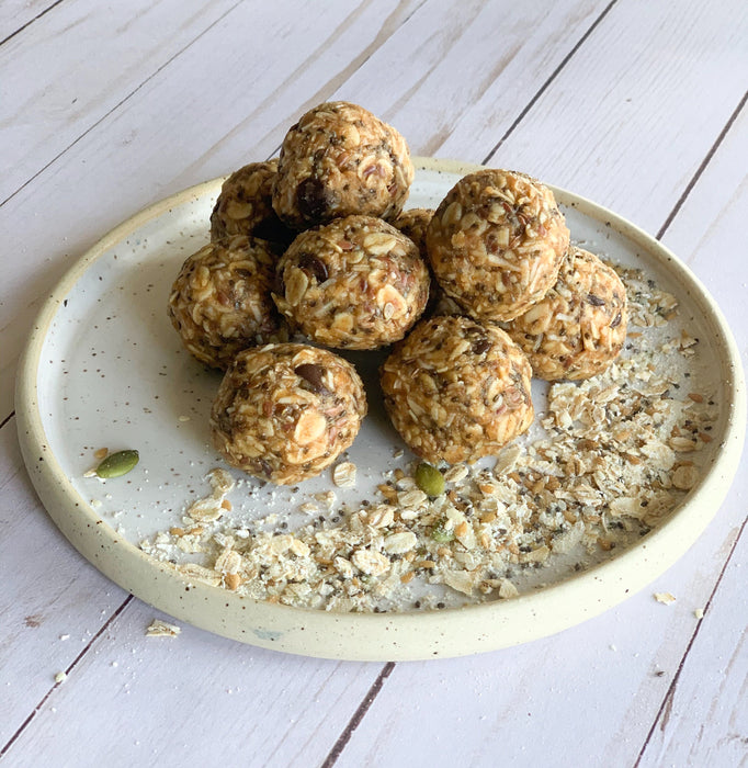 Fatso and Chocolate Oat Balls