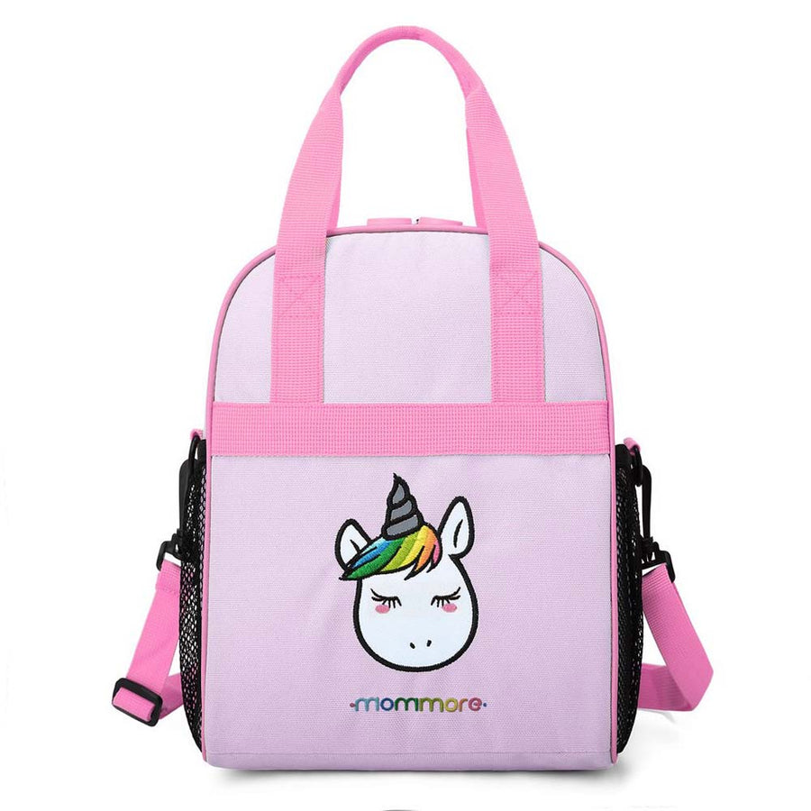 Little Unicorn Kids Lunch Tote Bag - MOMMORE
