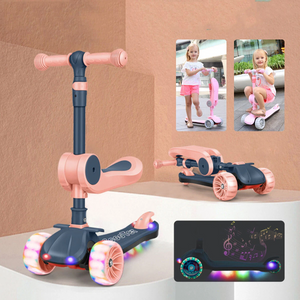 Children's Scooter Car Baby Car Outdoor Play Baby Toy Car Kids Bicycle for Children Body Sport Development Toys