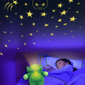 Star Belly - Plush, cuddly bedtime night light toys