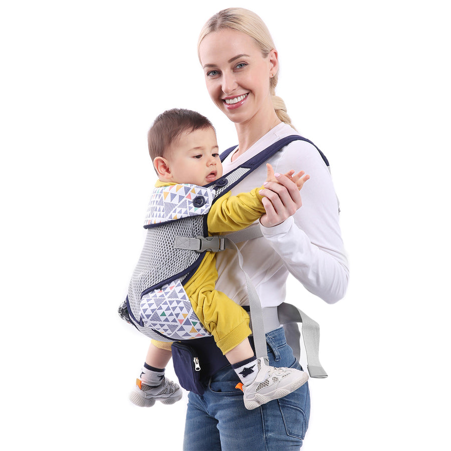 Breathable Baby Carrier - MOMMORE