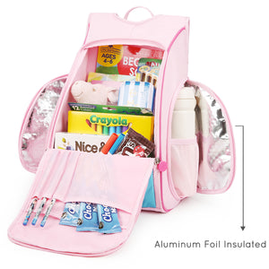 Elementary School Backpack for Girls - MOMMORE