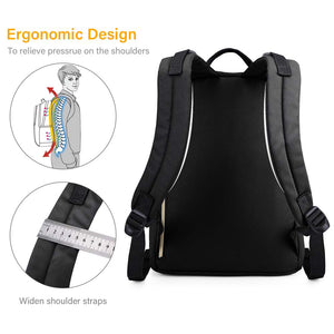 Lightweight Diaper Bag with Changing Pad and Stroller Hooks - MOMMORE