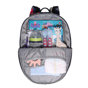 Diaper Backpack with Changing Pad for Baby Care - MOMMORE