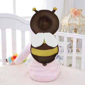Baby Anti Fall Head Protection Pad Bee Children Toddler Head Cap
