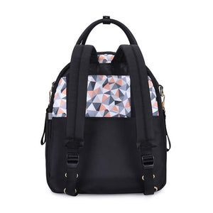 Stylish Changing Bag, Large Diaper Backpack - MOMMORE