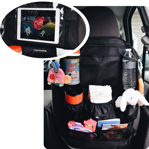 Car Back Seat Organizer Protector - MOMMORE