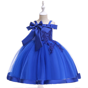 girls' shoulder strap dress skirt