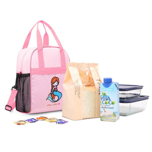 Little Mermaid Kids Lunch Tote - MOMMORE