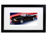 88 Foxbody Mustang - realcarartist