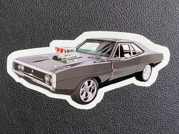Charger  R/T Sticker - realcarartist