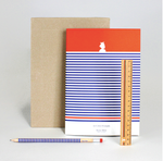 Pencil & Ruler Set