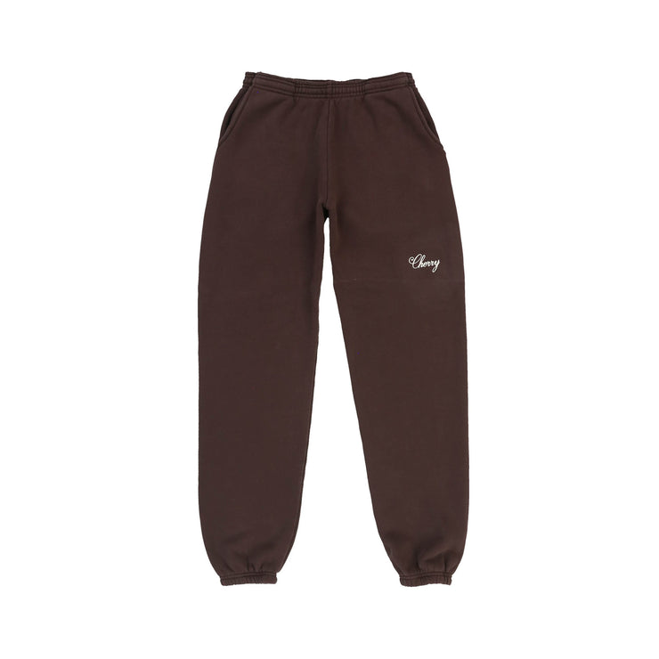 AMERICAN CLASSIC SWEAT PANTS (ESPRESSO)