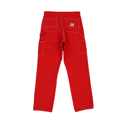 PAINTER PANTS (CHERRY RED)