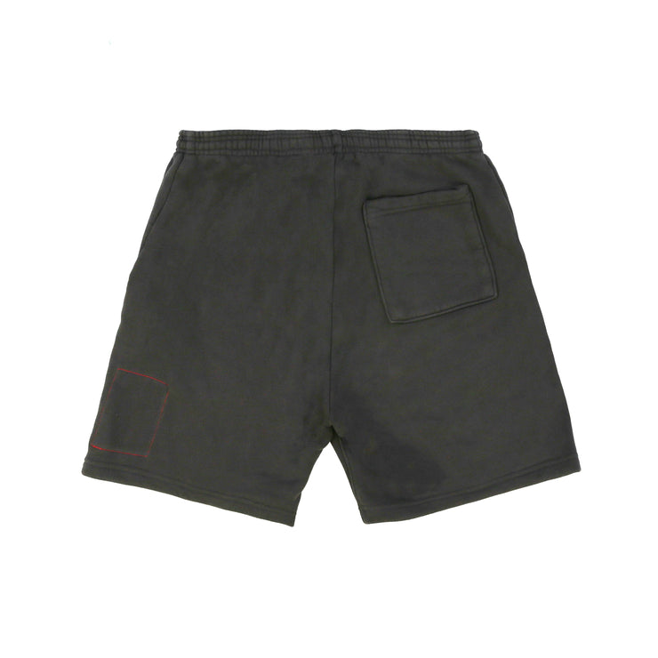 SUMMER CLASSIC SWEAT SHORTS (OFF BLACK)