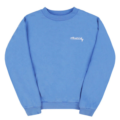 SUMMER CLASSIC CREWNECK SWEATSHIRT (BLUE CRUSH)