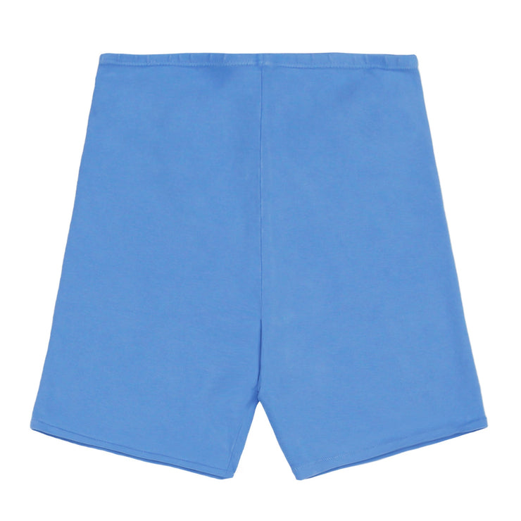 LOGO BIKER SHORTS (BLUE CRUSH)