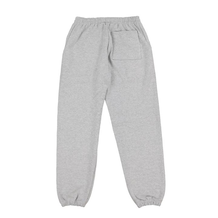 AMERICAN CLASSIC SWEATPANTS (ASH W/ RED)