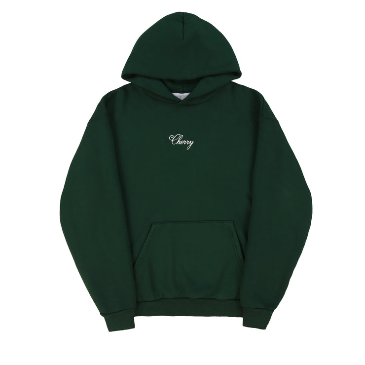 AMERICAN CLASSIC HOODIE (FOREST GREEN)