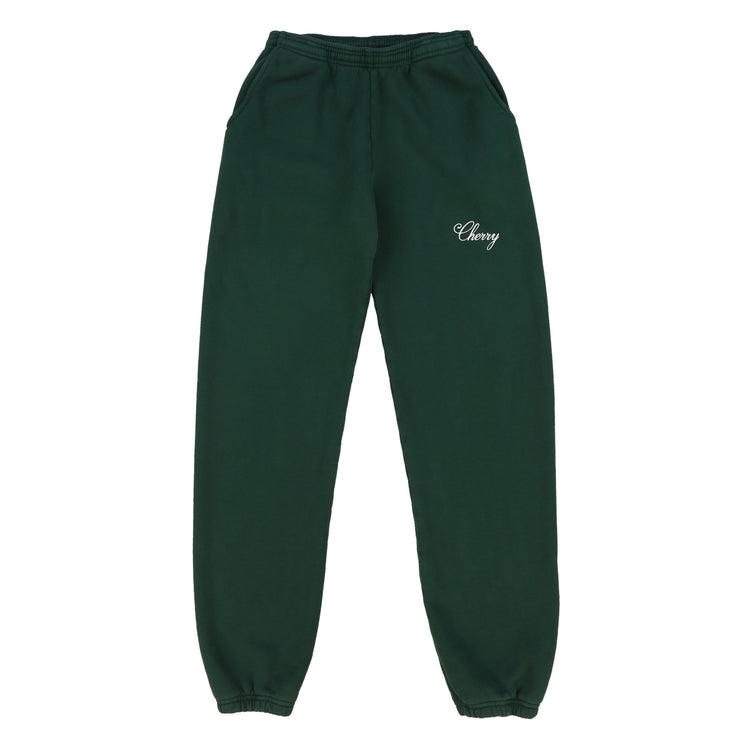 AMERICAN CLASSIC SWEATPANTS (FOREST GREEN)