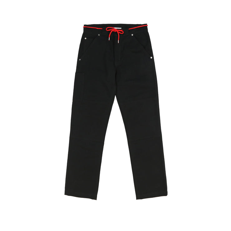 CLA WORK PANTS (BLACK & CREAM)