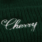 AMERICAN CLASSIC BEANIE (FOREST GREEN)