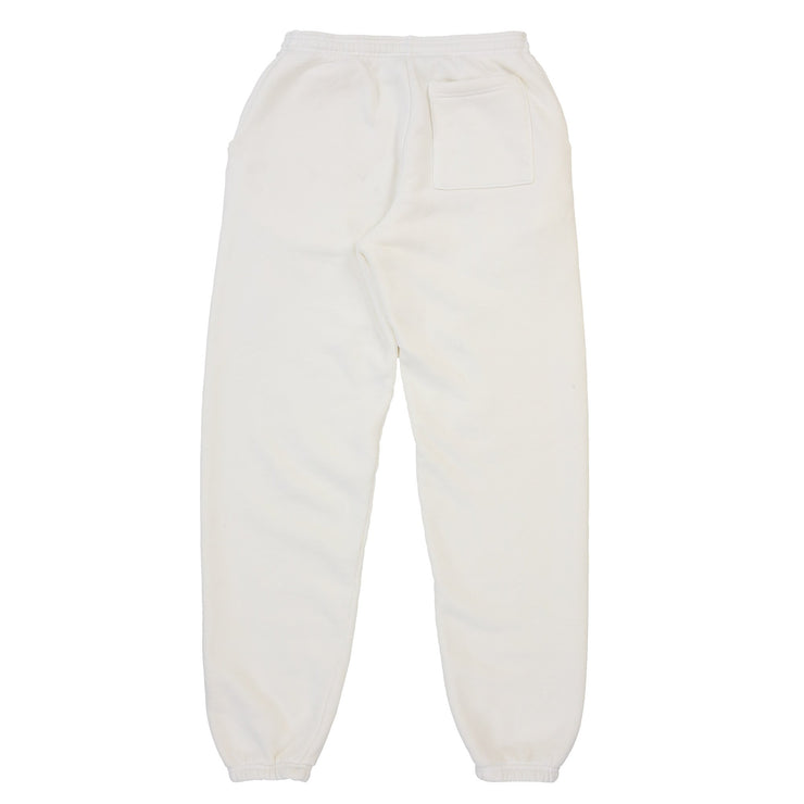 AMERICAN CLASSIC SWEAT PANTS (CREAM)