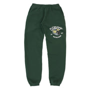 RACING TIRES SWEAT PANTS (HUNTER GREEN)