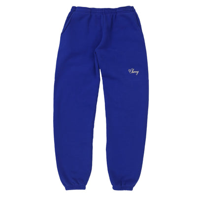 AMERICAN CLASSIC SWEAT PANTS (ROYAL BLUE)