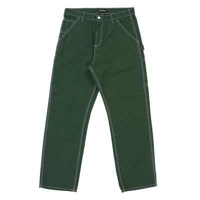 PAINTER PANTS (HUNTER GREEN)