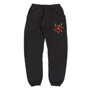 AUTO SHOP SWEAT PANTS (OFF BLACK)