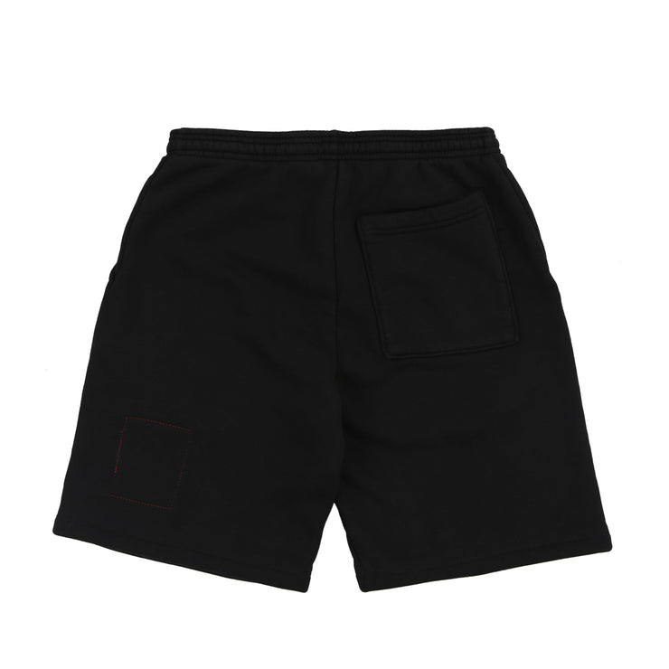 BLOSSOM SWEAT-SHORTS (JETT BLACK)