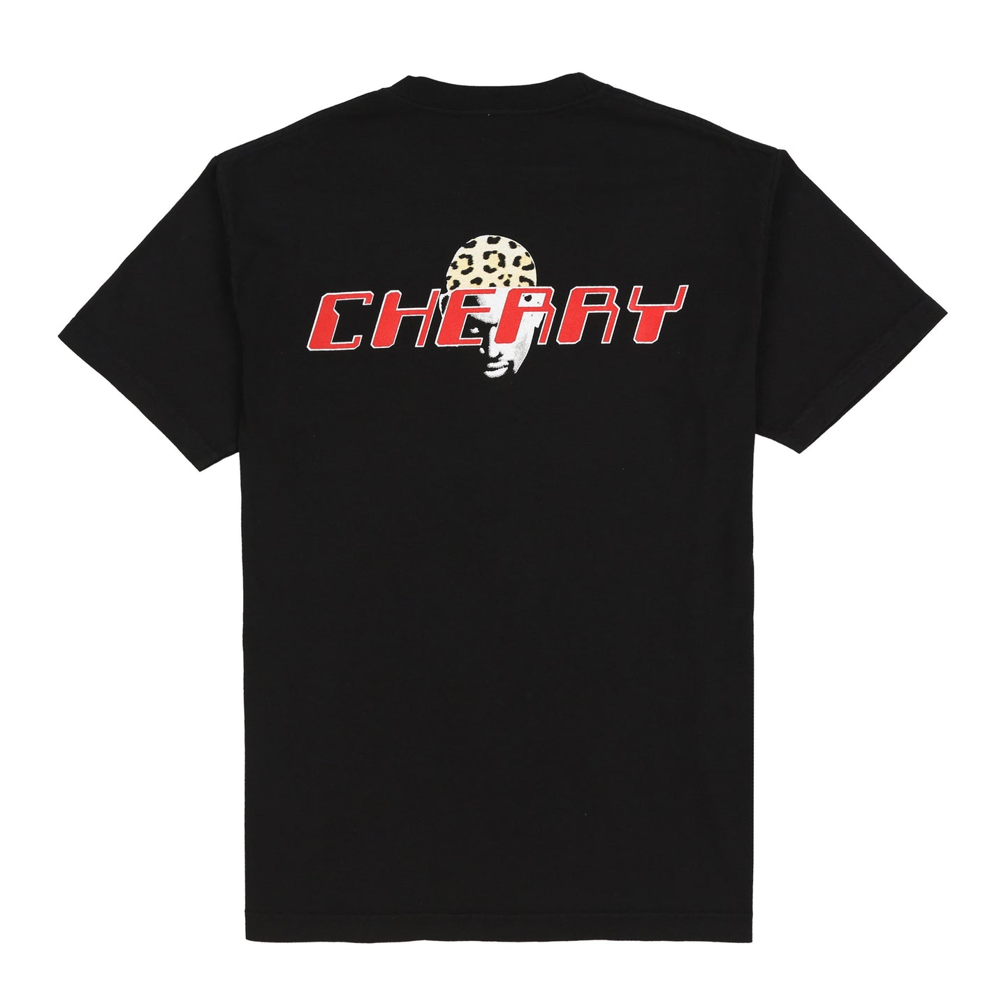 THE MENACE T-SHIRT (AWAY BLACK)