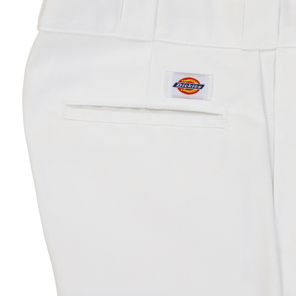 """THE WORM"" DICKIES WORK PANTS (PURE WHITE)"