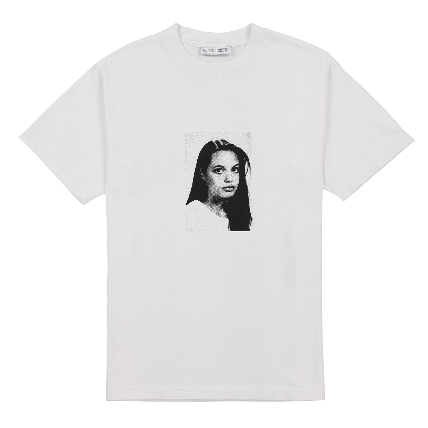 ANGIE T-SHIRT (PURE WHITE)