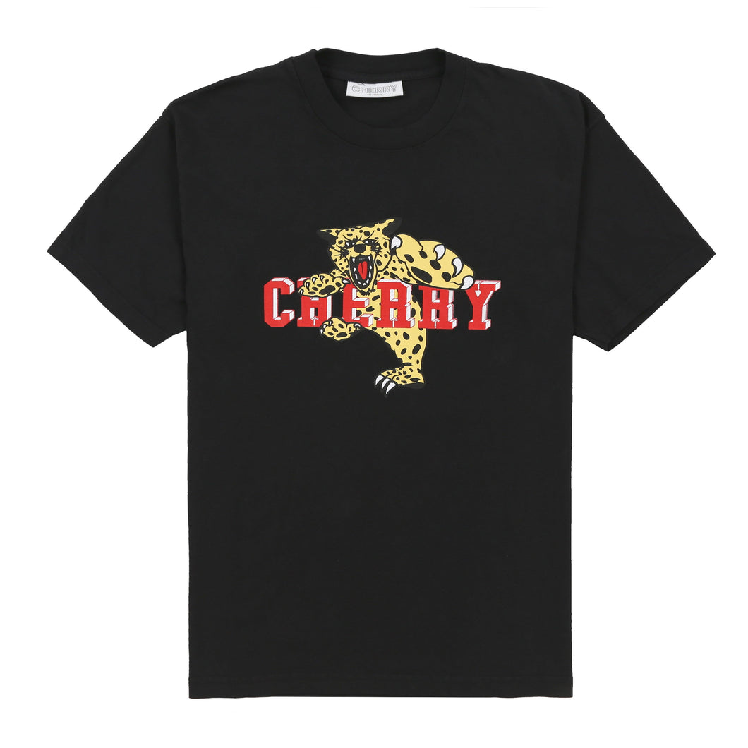 MASCOT T-SHIRT (JETT BLACK)