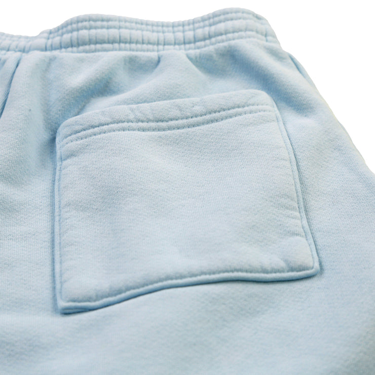 ONE LINER SWEAT SHORTS (POWDER BLUE)