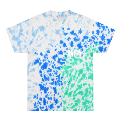 UNION X CHERRY T-SHIRT (EARTH TIE DYE)