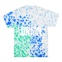 Load image into Gallery viewer, UNION X CHERRY T-SHIRT (EARTH TIE DYE)
