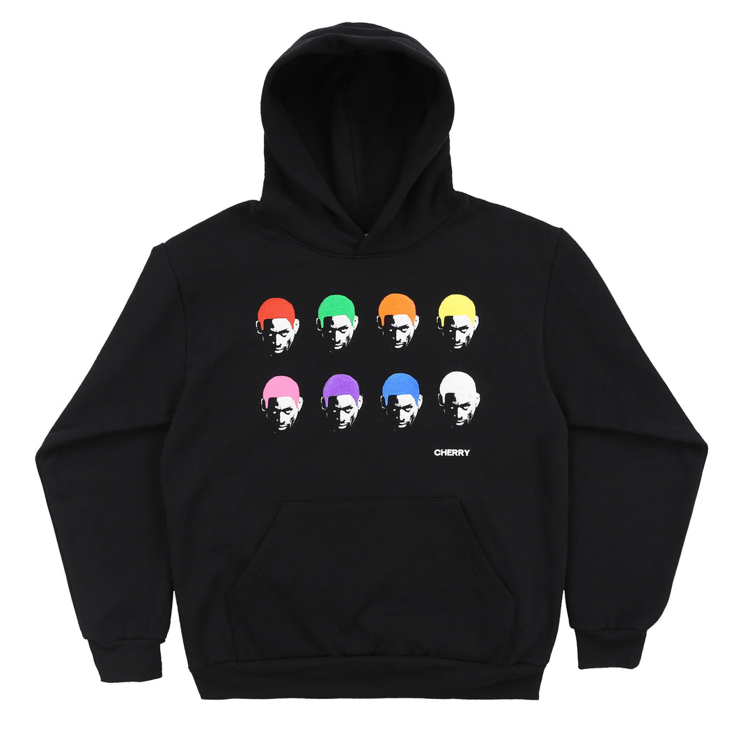 PICK A COLOR HOODIE (JETT BLACK)