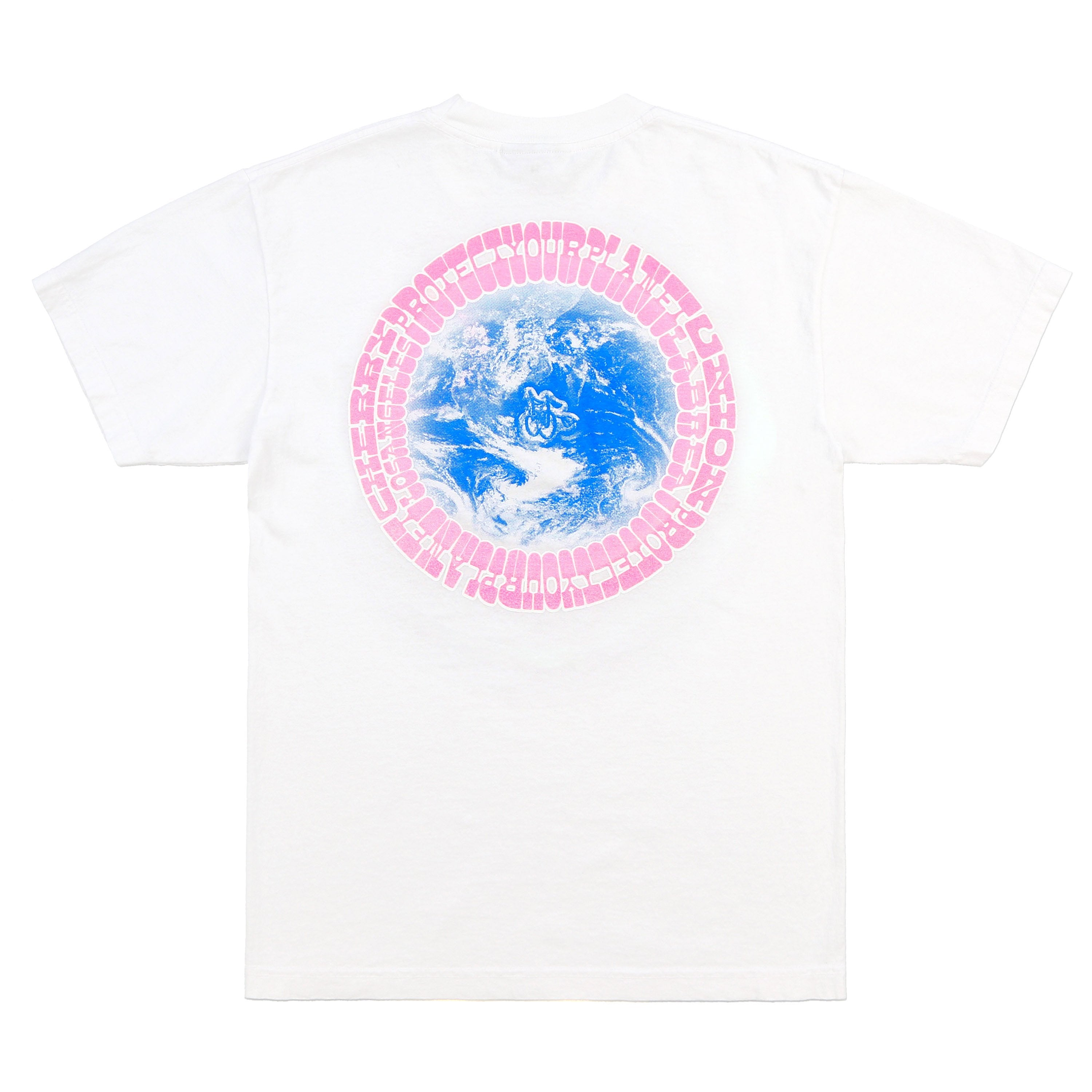 PYP T-SHIRT (PURE WHITE)