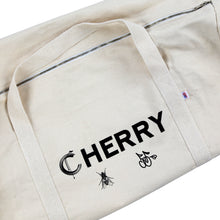 CHERRY X DR. WOO SLEEP-OVER BAG