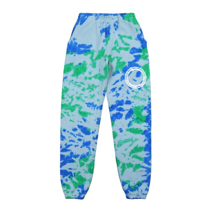 PYP SWEATPANTS (EARTH TIE DYE)