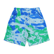 PYP SHORTS (EARTH TIE DYE)