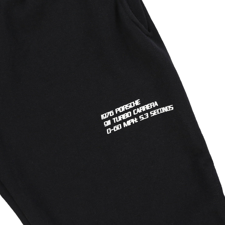 CALIFORNIA SWEATS (RUBBER BLACK)