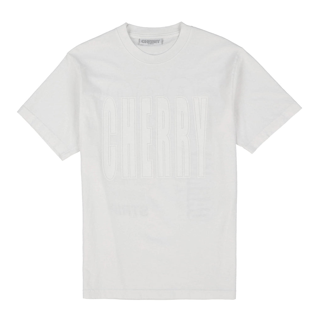 CARMEN T-SHIRT (PURE WHITE)