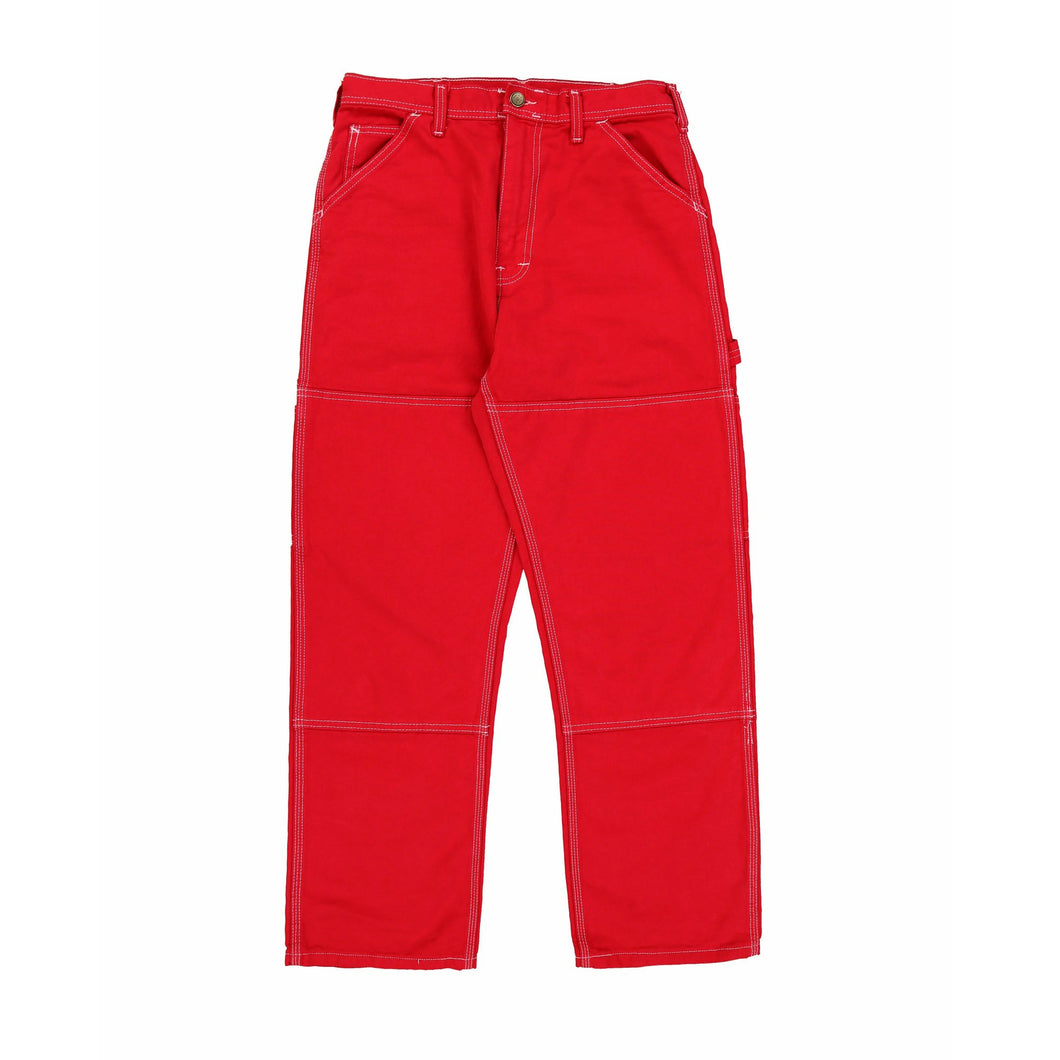 PAINTER PANTS (BLOOD RED)
