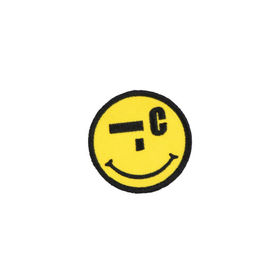 MICRO-SMILEY PATCH
