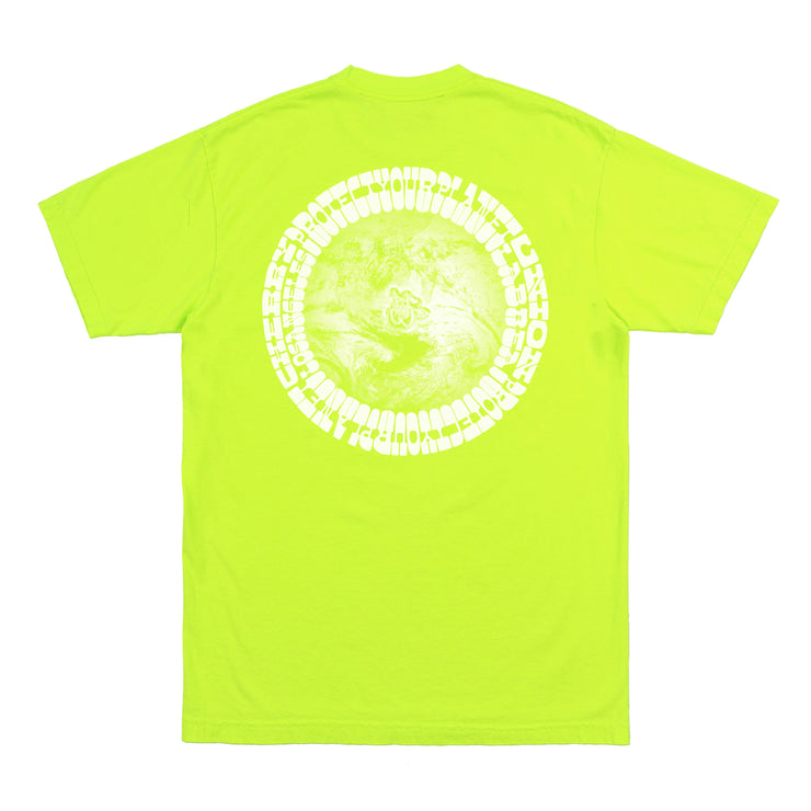 PYP T-SHIRT (NEON YELLOW)