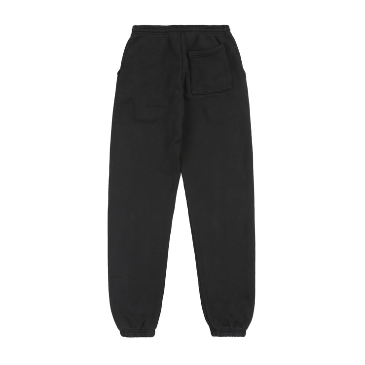 WAVE SWEAT PANTS (OFF BLACK)